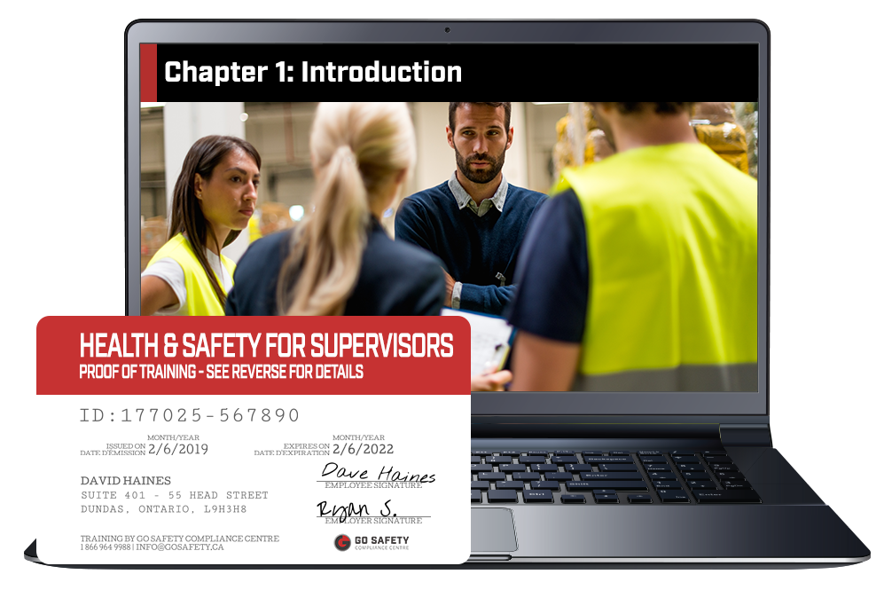 OHSA - Supervisor
